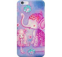 Elephant Paradise iPhone Case/Skin