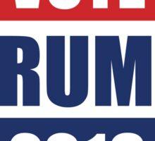 Vote Trump 2016  Sticker