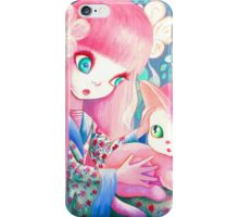 There, There, Kitty iPhone Case/Skin