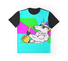 Trippy Horse Graphic T-Shirt