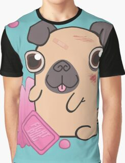 Pug Soap Graphic T-Shirt