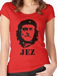 Jeremy Corbyn - Jez Women's Fitted Scoop T-Shirt