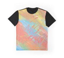E•MO•TION Paint Graphic T-Shirt