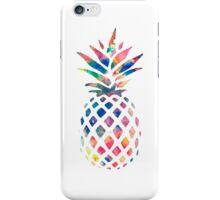 Rainbow Pineapple iPhone Case/Skin