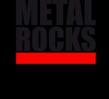 Metal Rocks Design by Style-O-Mat