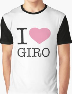 I ♥ GIRO Graphic T-Shirt