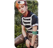 NCT mark iPhone Case/Skin