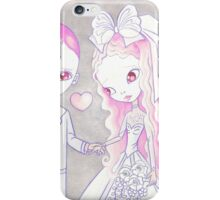 Wedding Bliss iPhone Case/Skin
