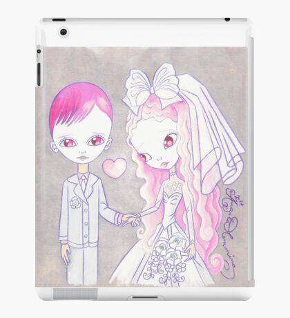 Wedding Bliss iPad Case/Skin