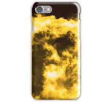 Demon of the sky iPhone Case/Skin