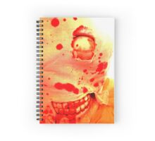 Ping Pong 2 Spiral Notebook