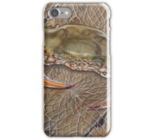 Crab In A Trap iPhone Case/Skin