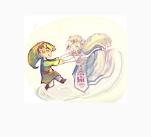 Spin the Ghost Princess (Legend of Zelda: Spirit Tracks) Unisex T-Shirt