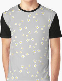 Daisy Daisies Fashion Floral Summer Graphic T-Shirt