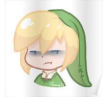 Grump Link. Poster