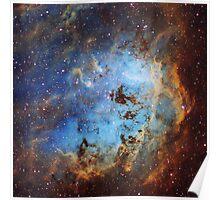 The Tapdole Nebula Poster