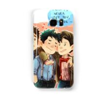 Doctor Who - Jack and the Doctors Samsung Galaxy Case/Skin