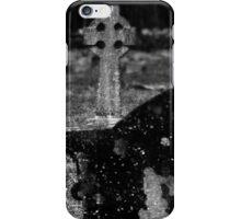 Celtic Cross 3 iPhone Case/Skin