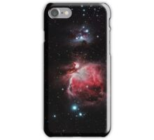 The Great Nebula in Orion iPhone Case/Skin