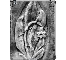 Stone Daffodil iPad Case/Skin