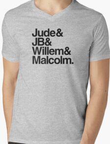 The Saddest Book Mens V-Neck T-Shirt