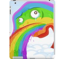 Psychedelic Snake  Colorfull Trippy iPad Case/Skin