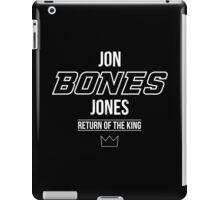 Jon 'Bones' Jones | White iPad Case/Skin