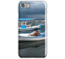 Storm weather approaching quickly.. iPhone Case/Skin