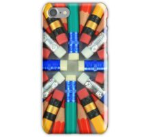 Starburst of Colors iPhone Case/Skin
