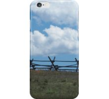 Fence to Heaven iPhone Case/Skin