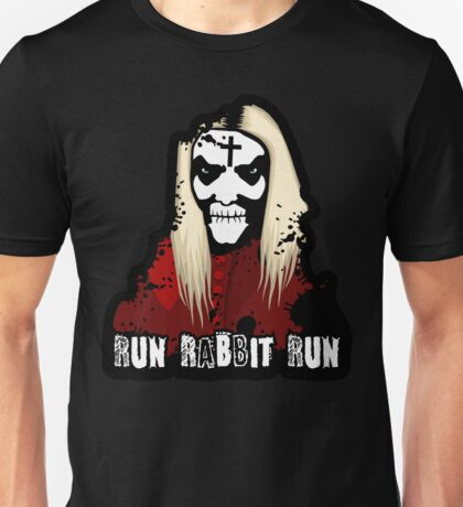 Run, Rabbit, Run! Unisex T-Shirt