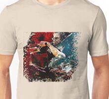 Roses,Ocean and Jax Unisex T-Shirt