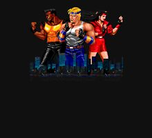 STREETS OF RAGE - AXEL-BLAZE-ADAM - CITY (2) Unisex T-Shirt