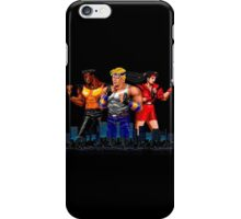 STREETS OF RAGE - AXEL-BLAZE-ADAM - CITY (2) iPhone Case/Skin