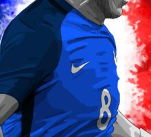 Dimitri Payet - France Sticker