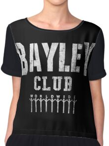 Bayley Club  Chiffon Top