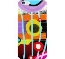 The most desigual ugly abstract art in the world iPhone Case/Skin