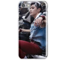 nct127 taeyong iPhone Case/Skin