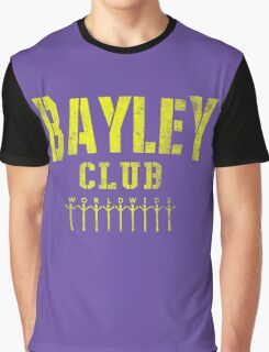 Bayley Club  Graphic T-Shirt