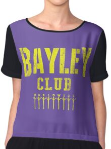 Bayley Club  Chiffon Top
