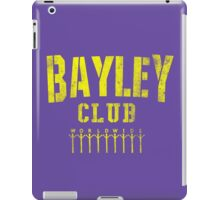Bayley Club  iPad Case/Skin
