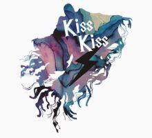 KISS KISS DEMENTOR  Kids Tee