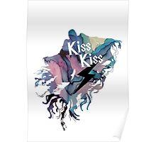 KISS KISS DEMENTOR  Poster