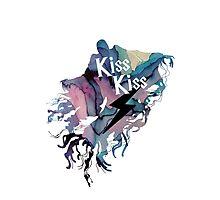 KISS KISS DEMENTOR  Photographic Print
