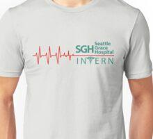 Intern Grey Sloan Memorial Hospital Unisex T-Shirt