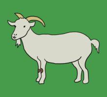 Cutie Goatie Baby Tee