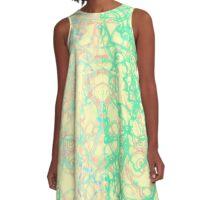 Midnight Zephyr Camille 9 A-Line Dress