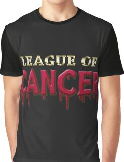 League Of Cancer Graphic T-Shirt