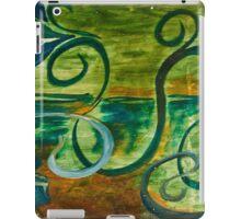 Cowboy Swamp iPad Case/Skin