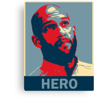 Tim Howard - Hero Canvas Print